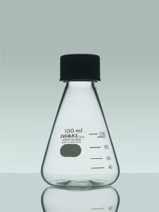 Erlenmeyer-Flask-with-Screw-Cap-(4985FKxxx-xx)